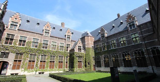 Hof van Liere UA Antwerpen