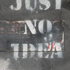 Just No Idea (2)