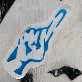 Blue Finger