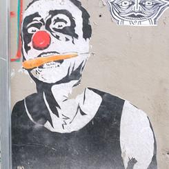 Carrot Clown