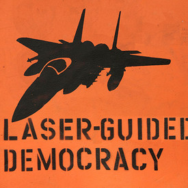Laser Guided
