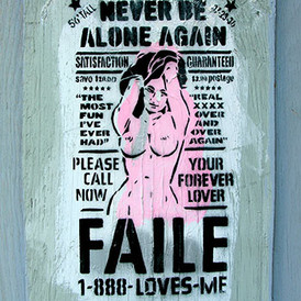 Never Be Alone Again by Faile