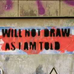 Will Not Draw