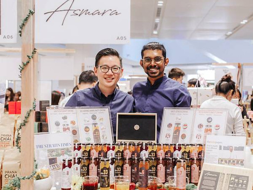 These Food Scientists are Making Singapore Proud Through Their Healthy Beverages