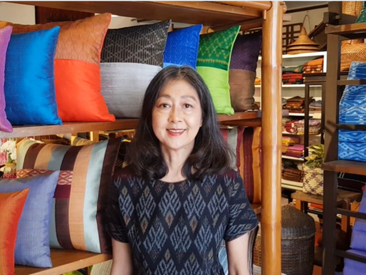 This Thai Entrepreneur Is Preserving Traditional Handicraft And Helping Local Village Artisans