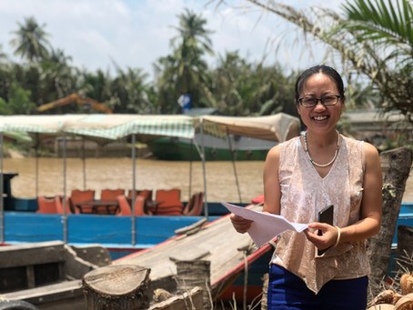 This Vietnamese Fights Climate Change Through Her Eco Friendly Business