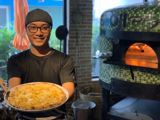 This Vietnamese Pizza Lover Climbed His Way from Cook to Restaurant Owner
