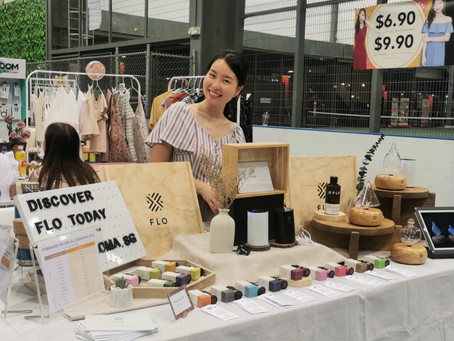 This Singaporean Helps Connect Humans With Nature Through Her Aromatherapy Business