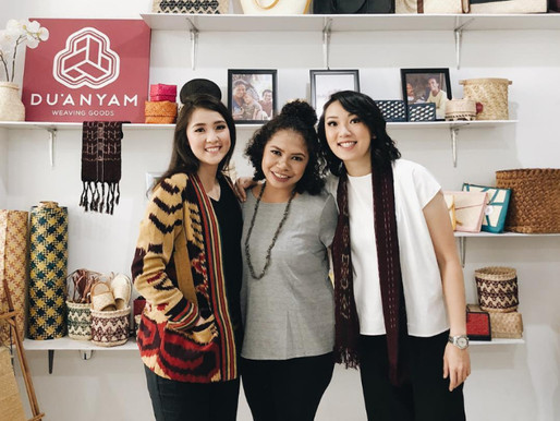 These Indonesian Entrepreneurs Help Empower Women Through Craftmanship