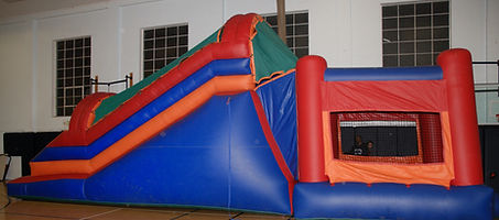 Moonbounce Birthday -JEM Community Centr
