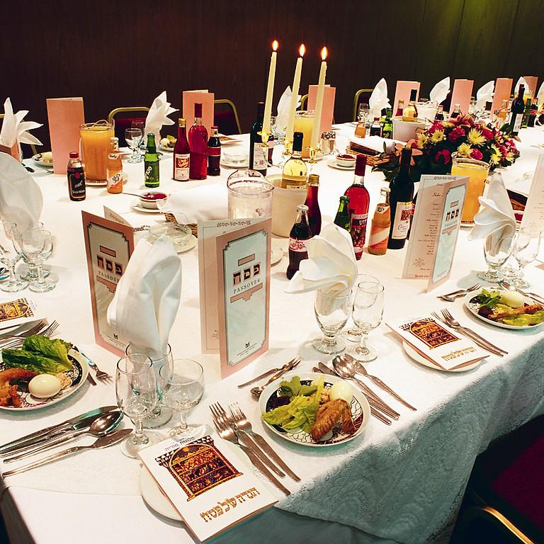 Passover Seder - Second Night 2021