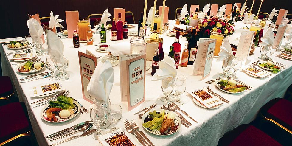 Passover Seder - Second Night 2020