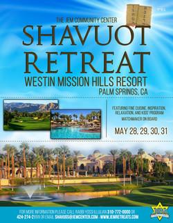 JEM Shavuot Retreat 2020