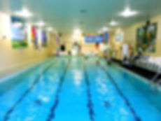 Indoor Heated Olympic Size Pool Los Angeles Beverly Hills