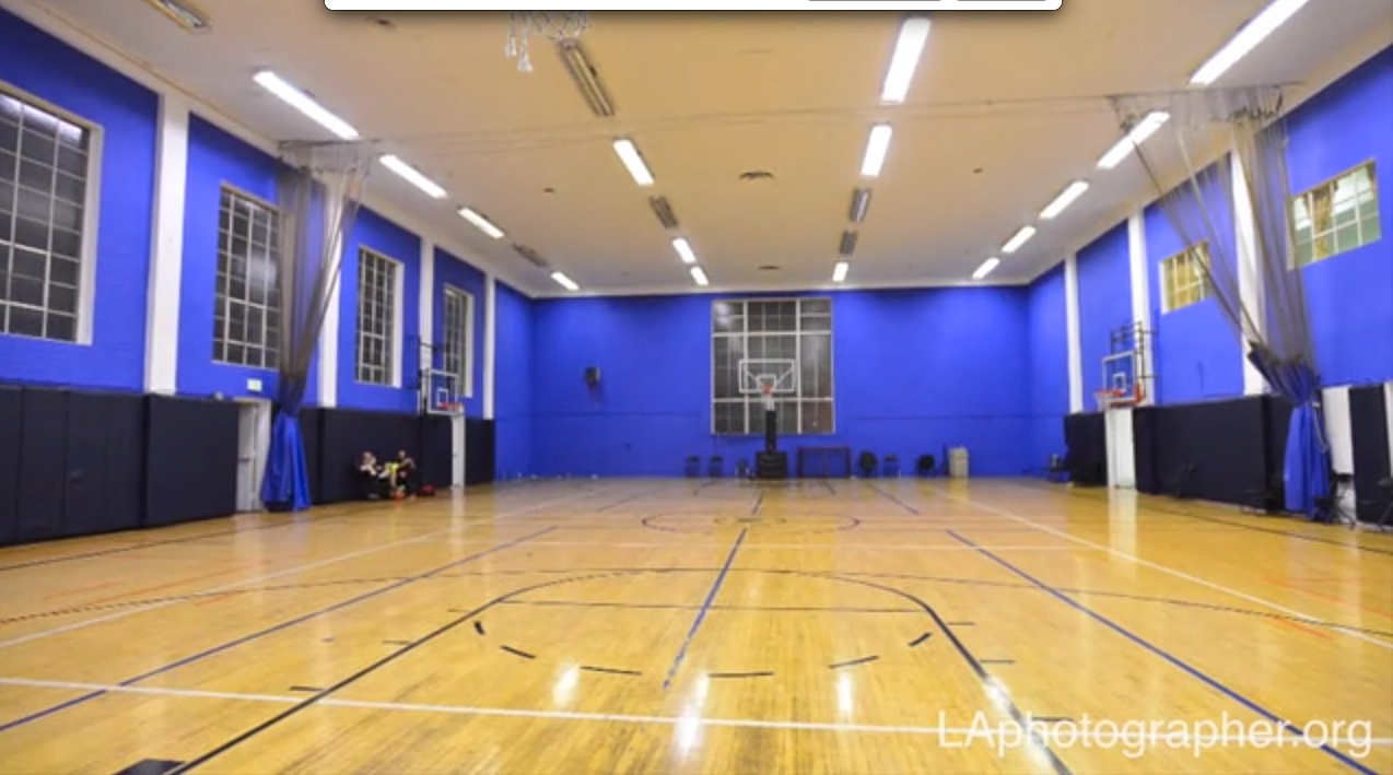 Jem community center basketball court volleyball court for Indoor residential basketball court