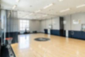 Indoor Basketball Court - JEM Community Center Beverly Hills Los Angeles