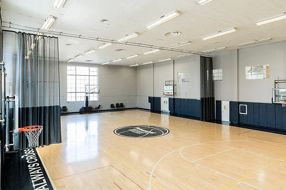 Indoor Basketball Court - JEM Community Center Beverly Hills Los Angeles