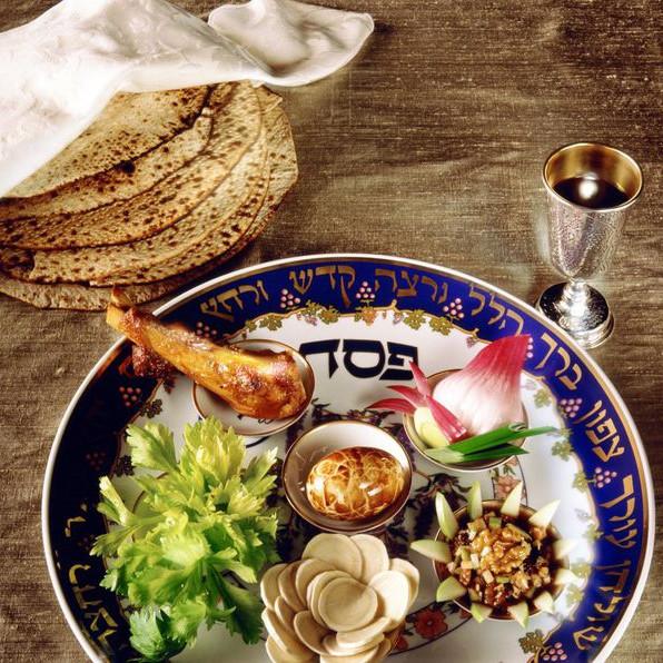 Passover Seder - First Night 2021