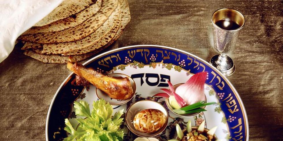Passover Seder - First Night 2020