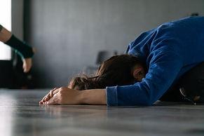 dancer hand, contemporary dance performa