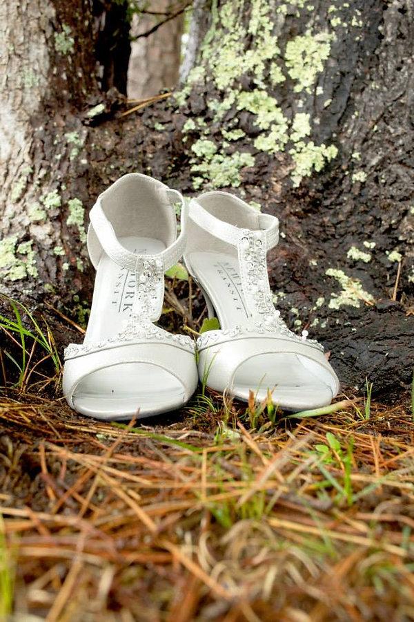 Gently Used Wedding Shoes