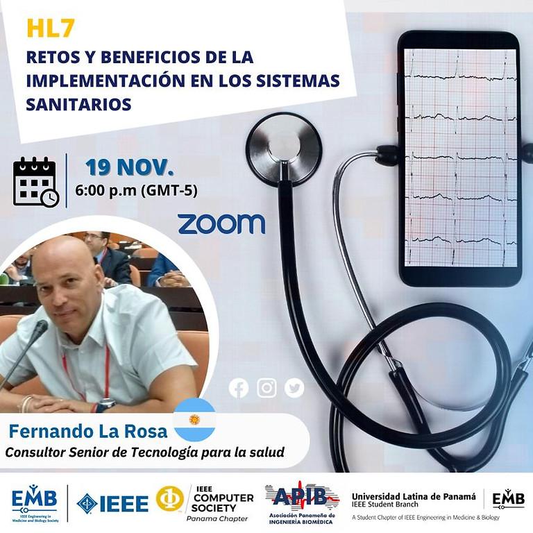HL7: RETOS Y BENEFICIOS DE LA IMPLEMENTACIÓN EN LOS SISTEMAS SANITARIOS