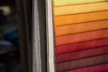 Tissus couleur