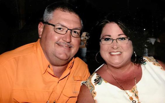 Bobby and Sharon