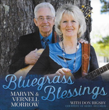 Bluegrass Blessings CD
