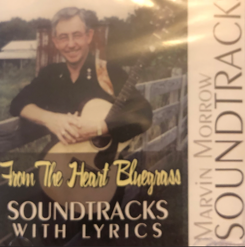 From The Heart Bluegrass SOUNDTRACK
