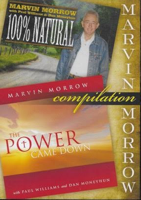 100% Natural & The Power Came Down DVD