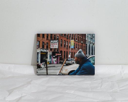 A3パネル - Downtown Brooklyn