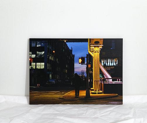 A1 パネル - Brooklyn night 2018 summer