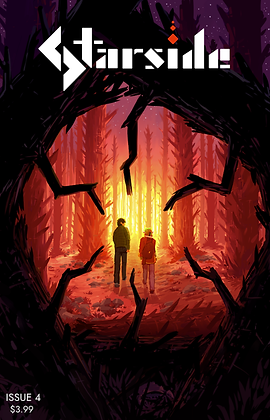 Starside #4 - Physical Copy