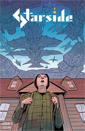 Starside #1 - Physical Copy