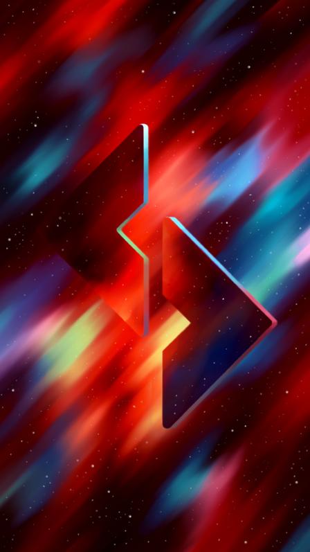 Nebula Phone Wallpaper