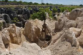 Phosphate Mine Angola