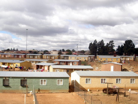 RDP Housing Project