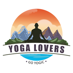 yoga lovers logo