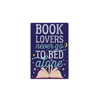 """Magnet """"Book lovers"""""""