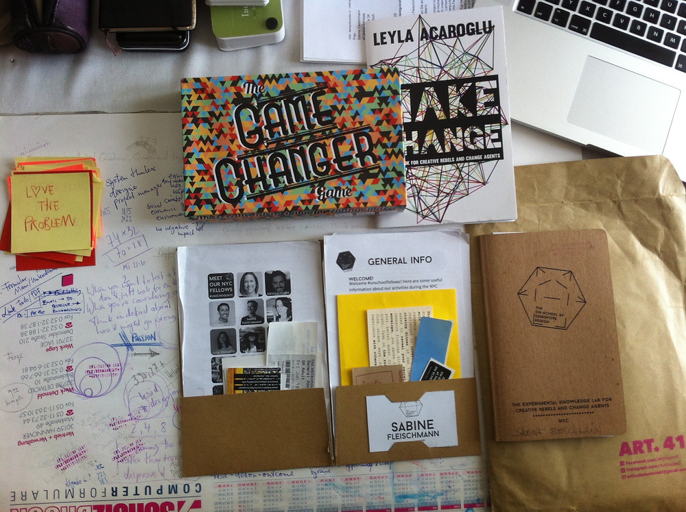 Brain-activating tools for positive change