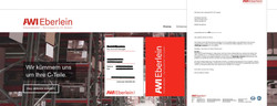 Relaunch Corporate Design...