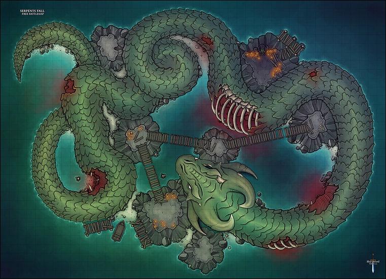 Serpents Fall