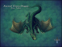 Green Dragon Display