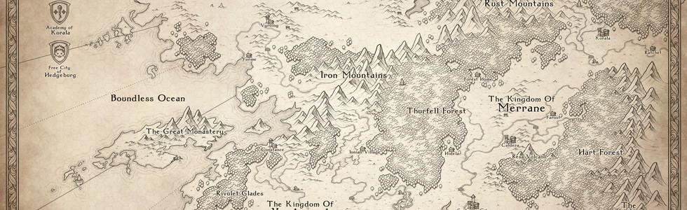 Lhodos Region Map