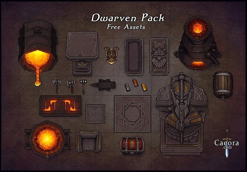 Dwarven Assets - Free