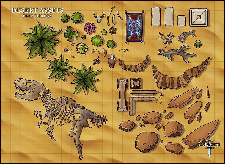 Desert Assets