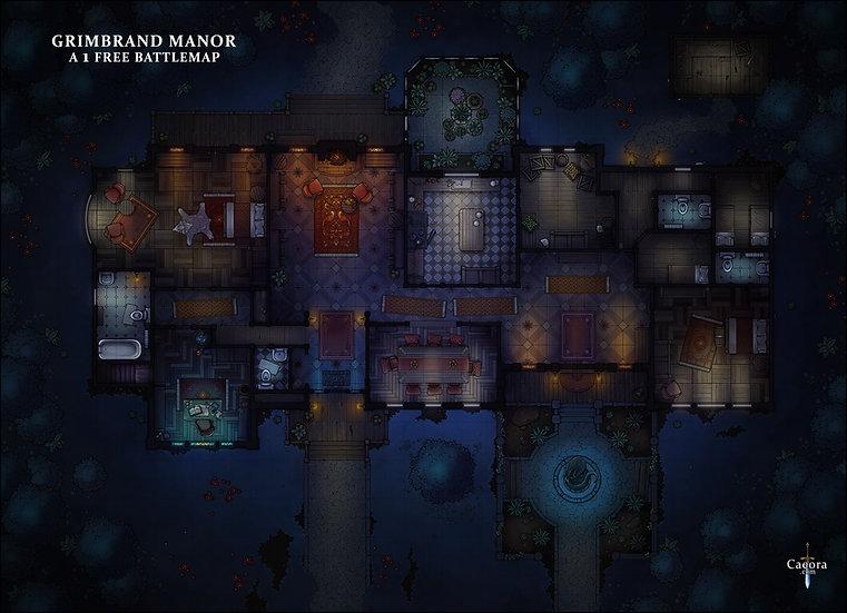 Grimbrand Manor