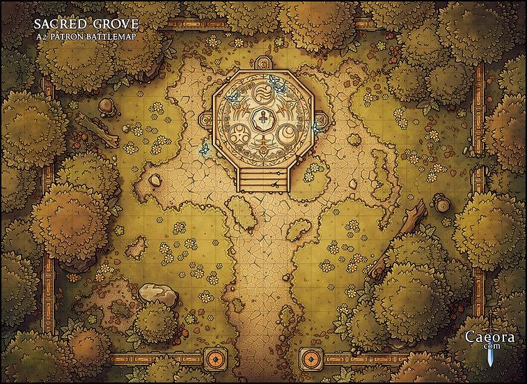 Sacred Grove Variants