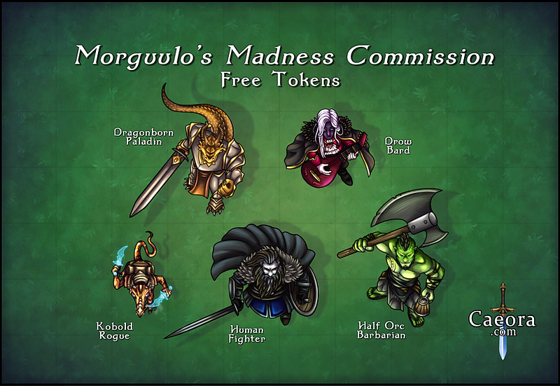 Morguulo's Madness Commission